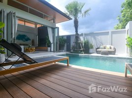 3 Bedrooms Villa for sale in Thep Krasattri, Phuket Wilawan Luxury Villas