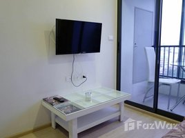 1 Bedroom Condo for rent in Bukkhalo, Bangkok Ideo Sathorn - Thaphra