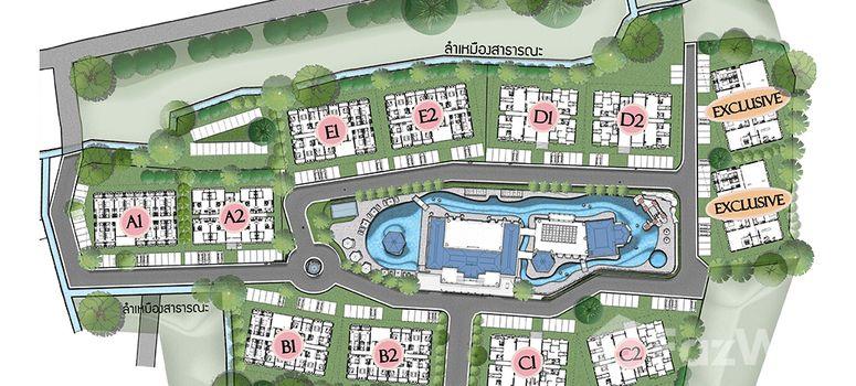 Master Plan of The New Concept Grand Villa - Photo 1