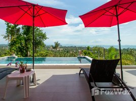 3 Bedrooms Villa for sale in Ang Thong, Koh Samui 3 Bedroom Villa with Panoramic Sea View in Koh Samui