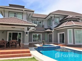 4 Bedrooms Villa for sale in Cha-Am, Phetchaburi Palm Hills Golf Club and Residence