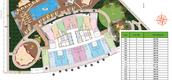 Master Plan of Al Jawhara Residence