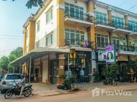 4 Bedrooms Townhouse for sale in Kok Chak, Siem Reap Other-KH-60799