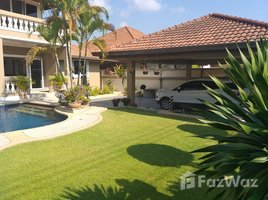 3 Bedrooms House for sale in Nong Pla Lai, Pattaya 3 Bedroom Private Pool Villa In Nong Pla Lai