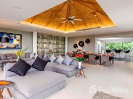 7 Bedrooms House for rent in Choeng Thale, Phuket La Colline