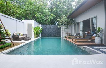 Wilawan Luxury Villas in Thep Krasattri, Phuket