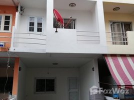 4 Bedrooms Townhouse for sale in Bang Khen, Nonthaburi Townhouse For Sale 4 Bedrooms