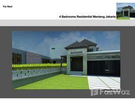 Aceh Pulo Aceh Jalan Purwakarta Menteng, Central Jakarta, Jakarta Pusat, DKI Jakarta 4 卧室 屋 售
