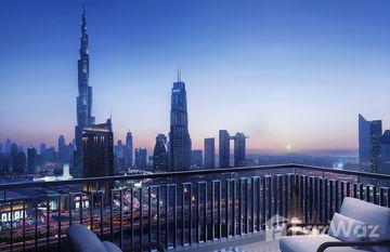 Boulevard Crescent 2 in Claren Towers, Dubai