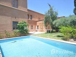 3 Bedrooms Villa for rent in Na Machouar Kasba, Marrakech Tensift Al Haouz Location Villa