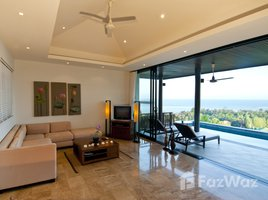 苏梅岛 马叻 Stunning Seaview From This 3-Bedroom Lamai Pool Villa 3 卧室 屋 租