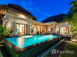 3 Bedrooms Property for rent in Rawai, Phuket Nai Harn Baan Bua - Baan Pattama