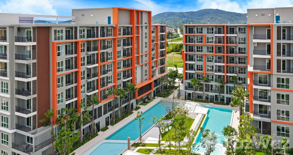 The cheapest residential projects in Hua Hin - My Style Hua Hin 102