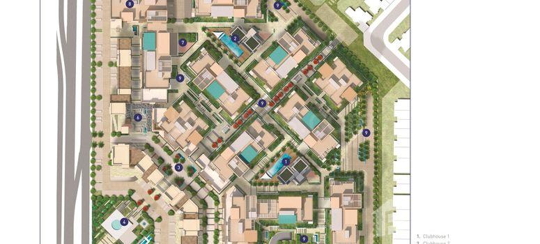 Master Plan of Woroud 2 - Photo 1