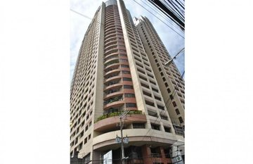Skyway Twin Towers in Pasig City, Metro Manila