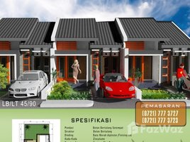 2 Bedrooms House for sale in Sukarame, Lampung Pesona Tirtayasa Residence