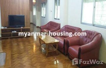 2 Bedroom Condo for rent in Pazundaung, Yangon in မင်္ဂလာတောင်ညွှန့်, ရန်ကုန်တိုင်းဒေသကြီး