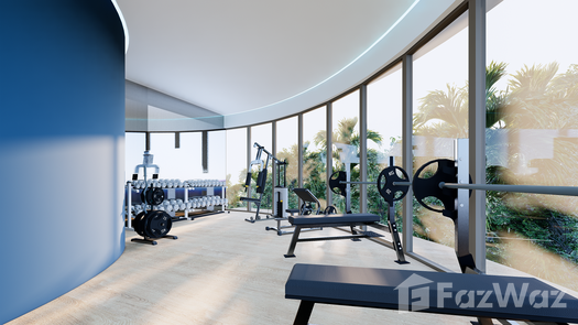 Photos 1 of the Communal Gym at Ocean Pearl Layan