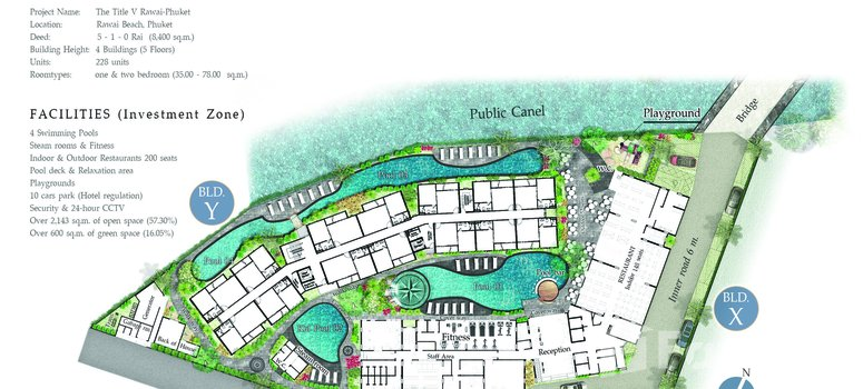 Master Plan of The Title V - Photo 1