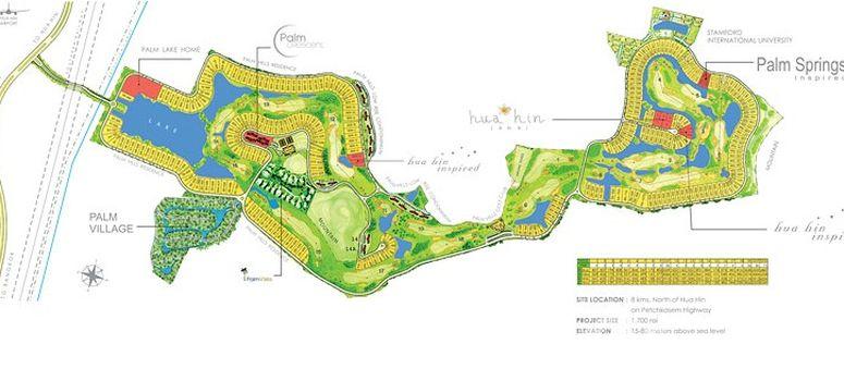 Master Plan of Palm Crescent - Photo 1