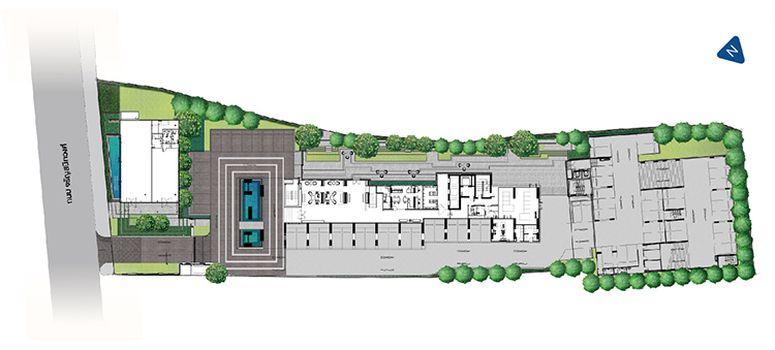 Master Plan of De LAPIS Charan 81 - Photo 1