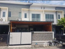 3 Bedrooms Townhouse for sale in Bang Phut, Nonthaburi The Connect Tiwanon-Chaengwattana