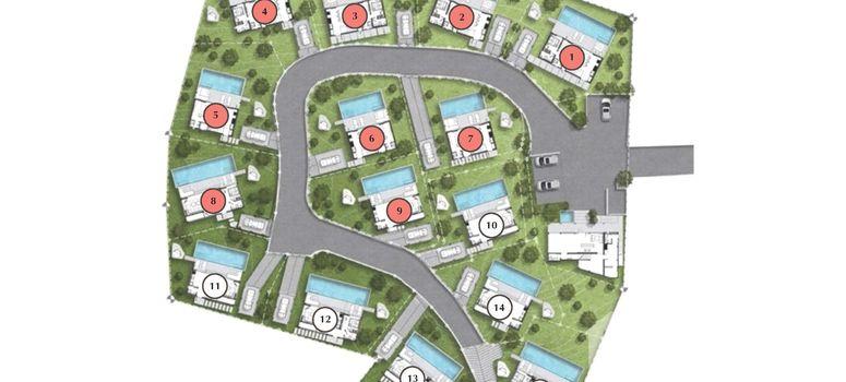 Master Plan of Himmapana Villas - Hills - Photo 1