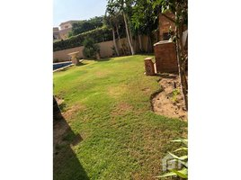 Giza Al Motamayez District Mena Garden City 5 卧室 别墅 租
