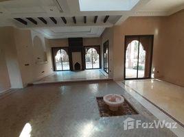 Marrakech Tensift Al Haouz Na Annakhil Villa de luxe de 420 m² sur la Route de Fez 4 卧室 别墅 租