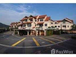 吉隆坡 Batu Desa ParkCity 4 卧室 联排别墅 售