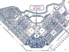 N/A Land for sale in Vinh Truong, Khanh Hoa Bán lô đất 2 Mặt tiền đường 32m tại An Viên Nha Trang, 585m2, hướng Nam, giá 42,9tr/m2. +66 (0) 2 508 8780