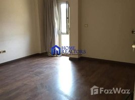 Cairo Apartment With Big Roof For rent In Maadi Sarayat 3 卧室 房产 租