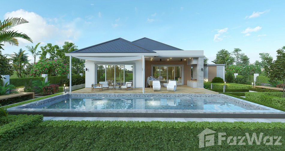 Latest off-plan projects launched in Hua Hin - Moda Residences Hua Hin