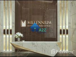 Studio Property for sale in Ubora Towers, Dubai Millennium Binghatti Residences