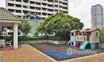 Communal Garden Area at Lumpini Suite Sukhumvit 41