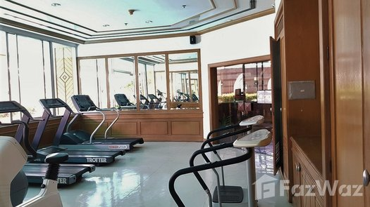 3D Walkthrough of the Communal Gym at Asoke Place