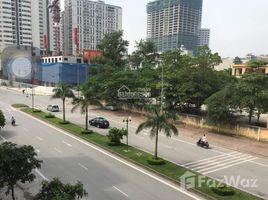 Studio Nhà mặt tiền cho thuê ở Hoàng Liệt, Hà Nội Chính chủ cho thuê liền kề Văn Quán 97m2x4.5 tầng. Mt 8m giá 25triệu