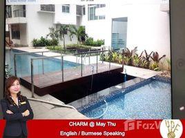 ဗိုလ်တထောင်, ရန်ကုန်တိုင်းဒေသကြီး 3 Bedroom Condo for rent in Shwe Hintha Luxury Condominiums, Yangon တွင် 3 အိပ်ခန်းများ အိမ်ခြံမြေ ငှားရန်အတွက်