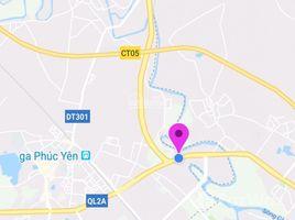 永福省 Phuc Thang Bán đất 182m2, MT 5.5m, SĐCC, QL2A, sát Honda Việt Nam, P. Phúc Thắng, TP Phúc Yên. LH 0988.687.667 N/A 房产 售