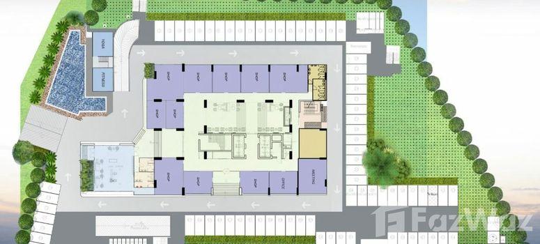 Master Plan of Dusit Grand Condo View - Photo 1