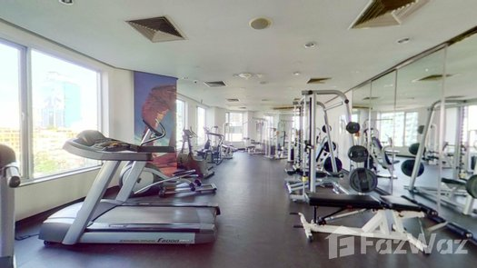 3D Walkthrough of the Communal Gym at All Seasons Mansion