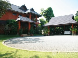 4 Bedrooms Property for sale in Nong Hoi, Chiang Mai Modern Lanna Style Houses With Pool