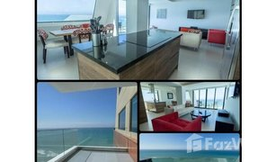 2 Bedrooms Property for sale in Manta, Manabi Poseidon Beachfront: Furnished beachfront with TWO balconies!!