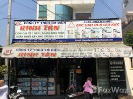 Studio House for sale in Binh Hung Hoa A, Ho Chi Minh City Bán nhà mặt tiền đường Ấp Chiến Lược khu dân cư đông đúc