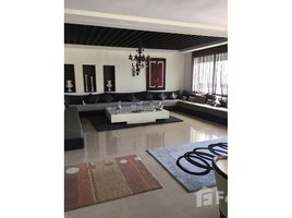 Rabat Sale Zemmour Zaer Na Yacoub El Mansour Villa meublé de 600 m² à louer sur Hay Riad 6 卧室 别墅 租