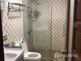 5 Bedrooms House for rent in Trung Liet, Hanoi Cho thuê nhà khu phân lô ô to Thái Hà - Thái Thịnh, giá 16 tr/th S: 60m2 x 5 tầng