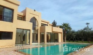 4 غرف النوم منزل للبيع في NA (Menara Gueliz), Marrakech - Tensift - Al Haouz