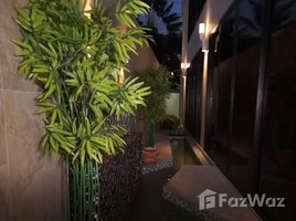 4 Bedrooms Townhouse for sale in Bang Lamung, Pattaya Pornthip The Chic