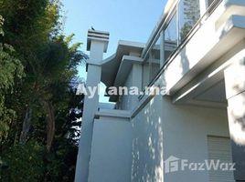 недвижимость, 8 спальни в аренду в Na Agdal Riyad, Rabat Sale Zemmour Zaer Location Villa Rabat Souissi REF 957