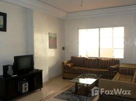 недвижимость, 1 спальня в аренду в Na Menara Gueliz, Marrakech Tensift Al Haouz Appartement F2 vide ou meublé avec terrasse à louer usage habitation ou professionnel dans une résidence sécurisée avec piscine à Gueliz - Marrakech